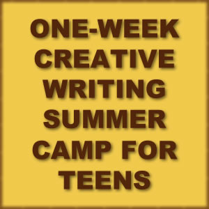 Creative writing camp bay area